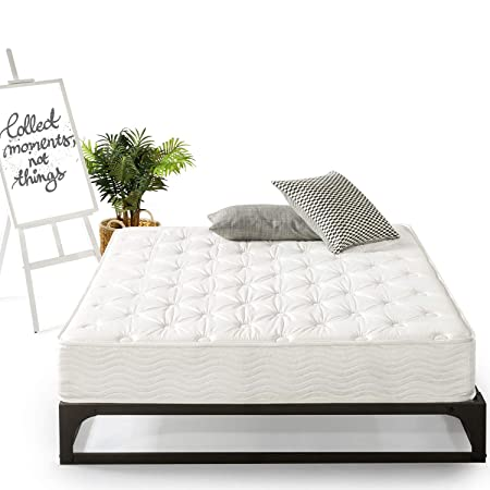 Amazon.com: Best Price Mattress Full Mattress - 10 Inch Hybrid Spring Mattresses Infused Green Tea, Full Size: Kitchen & Dining