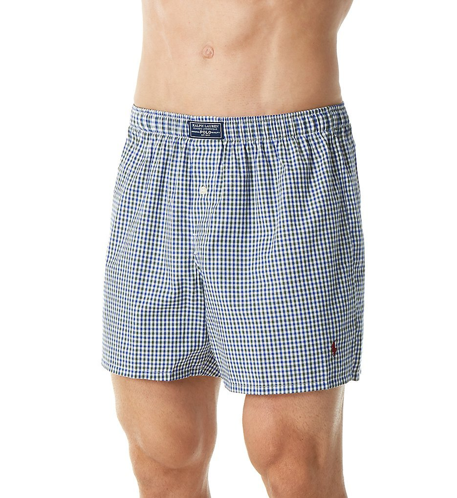 Polo Ralph Lauren Classic Cotton Woven Boxer