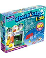 UK TREND CHEMISTRY SET KIDS TOY KIT CHILDREN 100 EXPERIMENTS ACTION SCIENCE MAD GIFT