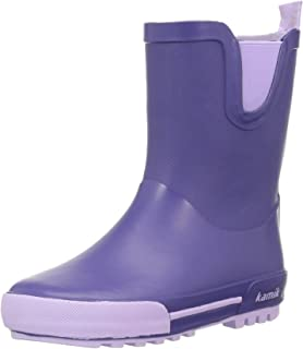Kamik Unisex-Kinder Rainplaylo Gummistiefel, Blau (Blue-Bleu Blu), 33 EU