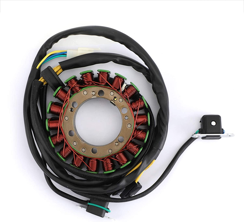Areyourshop Stator Generator for Su-zu-ki VS700 VS 700GL Intruder 700 1986-1987 32101-38A00