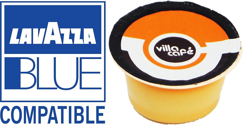 Villa Cafe - Gourmet Coffee - Original Gourmet - Single-Serve Capsules - 4 x 9 x 0.28oz (8g) - 2.54oz (72g) (PACK OF 08) - AZ: Amazon.com: Grocery & Gourmet ...