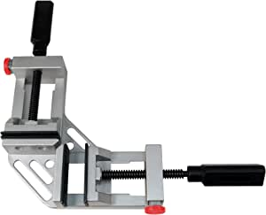 wolfcraft 3415405 Quick-Jaw Right Angle 90 Degree Corner Clamp,As the picture shown,Medium