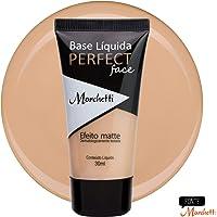 Base Líquida Perfect Face 06, Marchetti, Bege