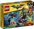 Lego The Batman Movie - Terrorífica Batalla contra el Espantapájaros (70913)