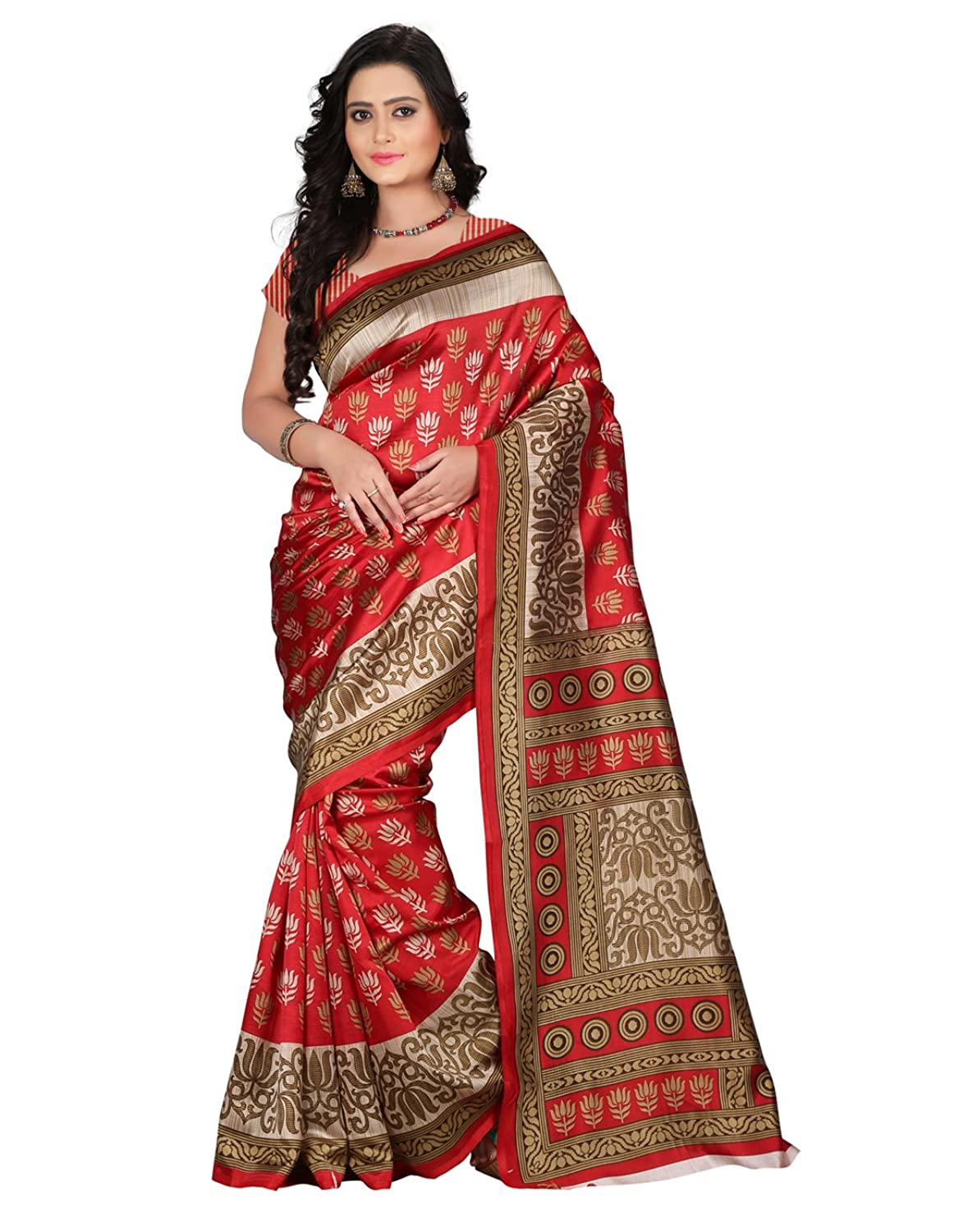624cdaf6528d9 Top 10 Collection of Sarees under 500 Rupees - Best Collection of Sarees