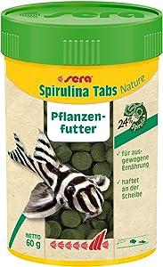 sera Spirulina Tabs Nature 2.1 oz 100 ml