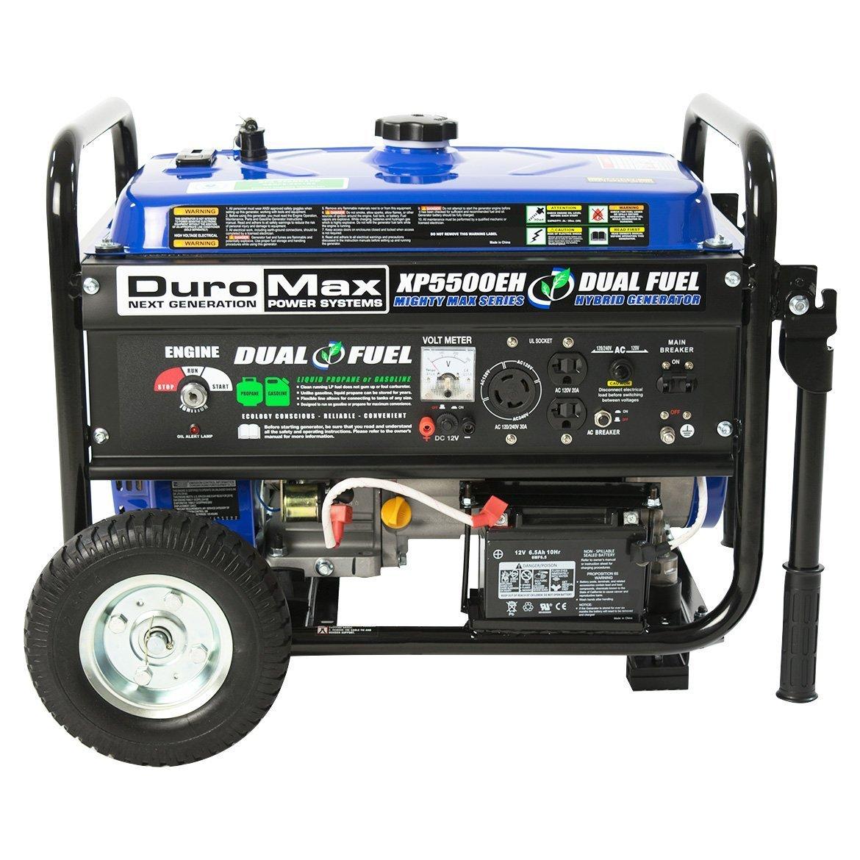 DuroMax XP5500E 5500W Generator