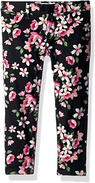 The Childrens Place Baby Girls Solid Colored Jeggings Pants