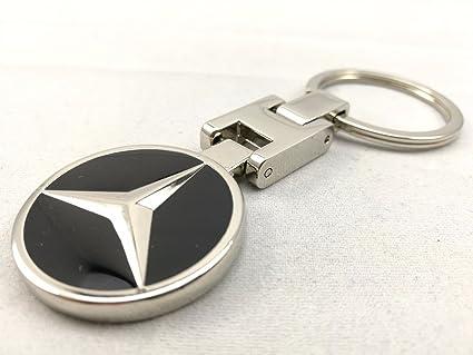 Mercedes Benz Llavero Negro AMG: Amazon.es: Coche y moto