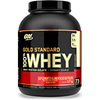 Optimum Nutrition Gold Standard 100% Whey Chocolate Blanco Bote 5 Lb