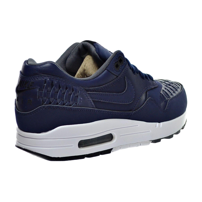 Nike Nike Nike Marineblaue Air Max 1 Woven dc3e2e