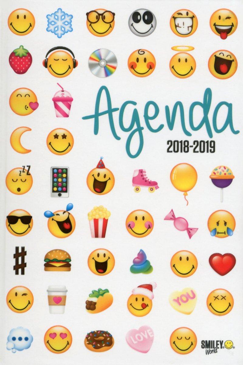 Smiley Agenda émoticones: Amazon.es: SmileyWorld: Libros en ...