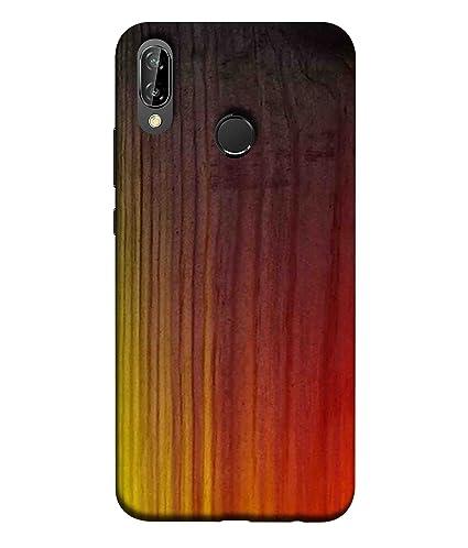 buy online e9bd4 fc8a2 Printfidaa Huawei P20 lite, Huawei Nova 3e Back Cover: Amazon.in ...