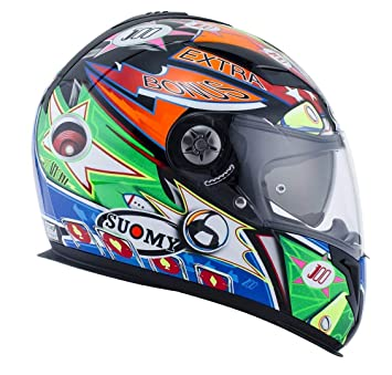 Suomy - Casco Halo 54 multicolor
