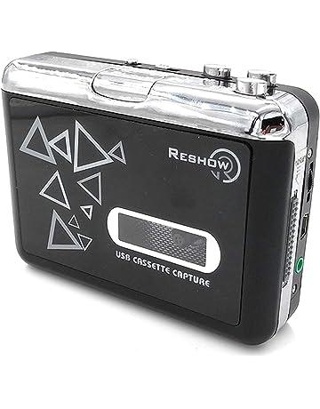 amazon com cassette players recorders electronics