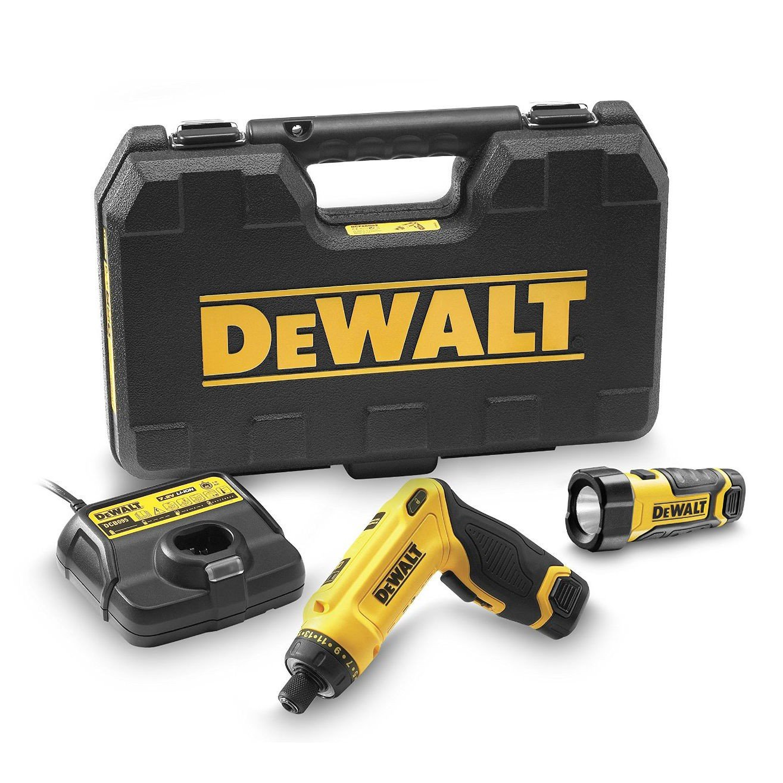 DeWalt DCF680G2F Visseuse sans fil à batteries Li-ion 1 Ah 7, 2 V DCF680G2F-QW
