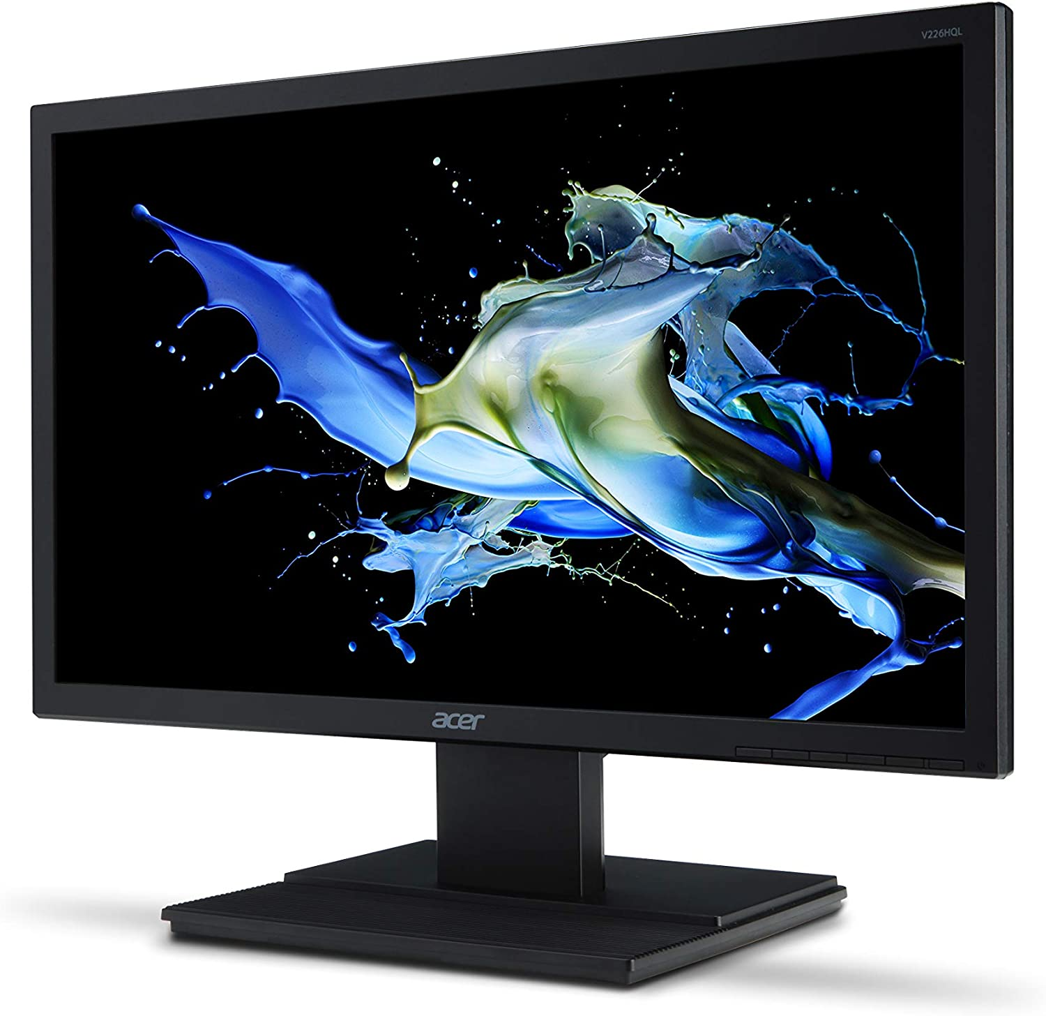 "Acer 1080P Full HD 21.5/"" Widescreen Anti-Glare Computer V226HQL LED LCD Monitor"
