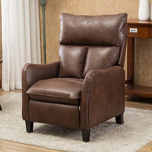 Reviewed: BELARDO home Recliner Chair,Modern Reclining Sofa