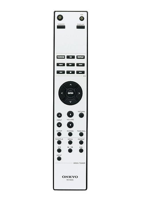 Onkyo A-9050-B - Amplificador esterero integrado (75 W por canal, DAC 192 KHz/24Bit, fonográfico) color negro: Amazon.es: Electrónica