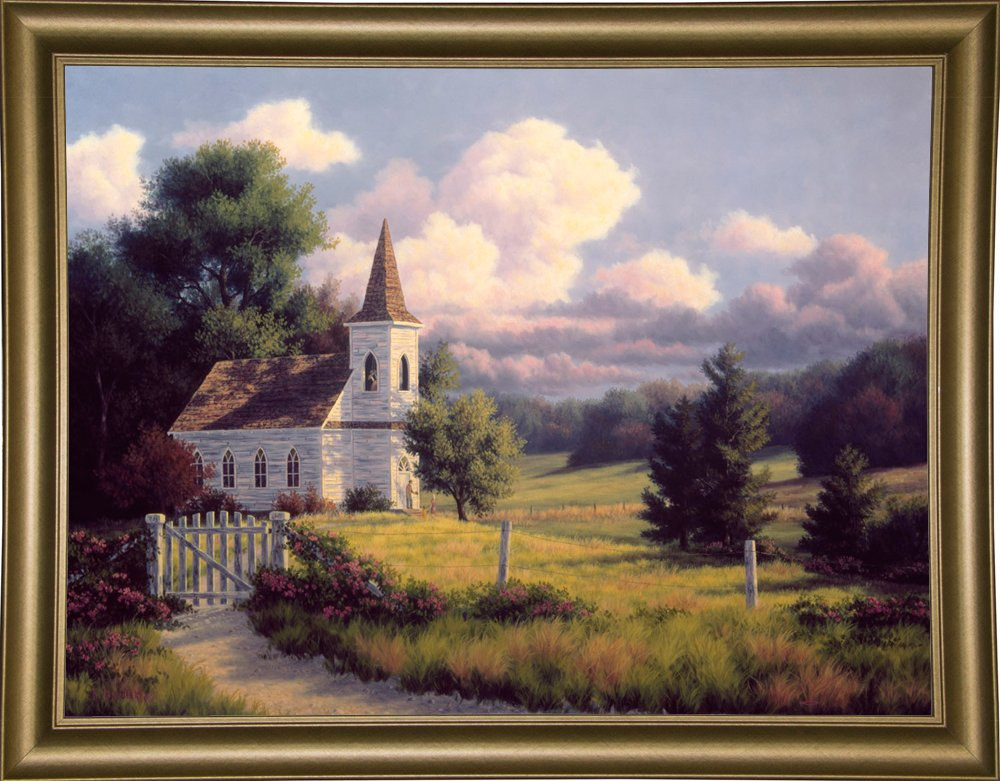 Passing Through The Passing Beek Gate by Randy Van Beek 5591-48-10FUSA in a 21.45