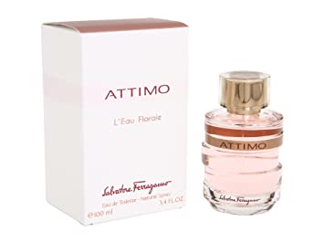 Attimo L'eau Florale By Edt Spray 3.4 Oz