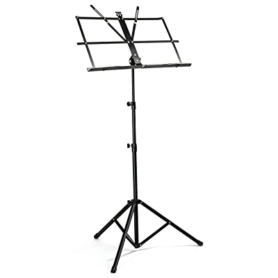 AP-3503 Music Stand & Carry-Bag (Black): Instrumentos musicales