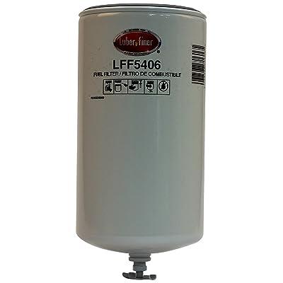 Luber-finer LFF5406-6PK Heavy Duty Fuel Filter, 6 Pack: Automotive