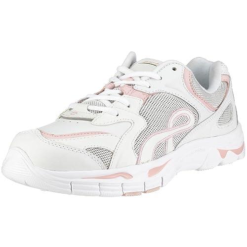 Earth - Zapatillas de Deporte para Andar para Mujer, Color Blanco, Talla 35: Amazon.es: Zapatos y complementos