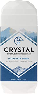 product image for Crystal Invisible Solid Deodorant Mountain Fresh, 2.5 Oz
