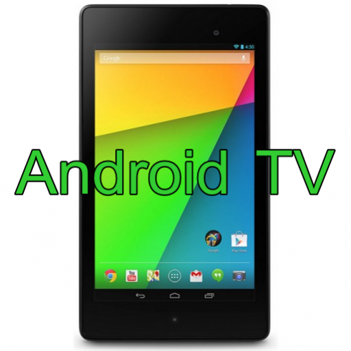 android tv app - 2
