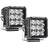Rigid Industries 32221 Dually XL Spot Light, (Set of 2)