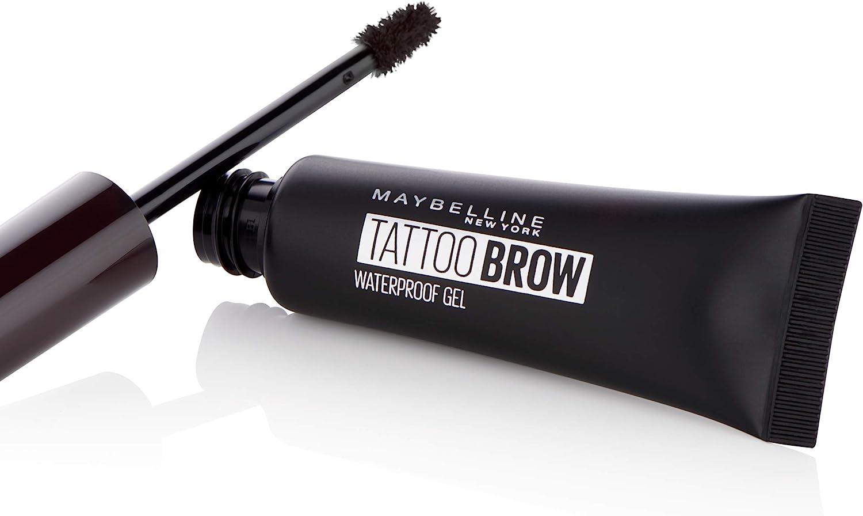 Maybelline New York, Tinte de Cejas Waterproof, Tattoo Brow ...