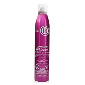 It's a 10 Haircare Miracle Whipped Finishing Spray, 10 fl. oz.