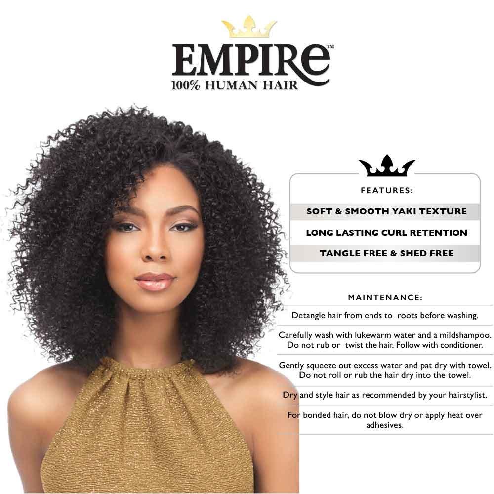 Amazon Empire Bohemian Wave Weaving Hair 100 Human