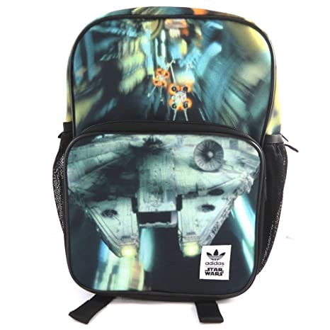 6fa368a17c Small backpack  Adidas star wars (31.5x28x14 cm (0.00  x11.02  x5.51  ) ).   Amazon.ca  Luggage   Bags