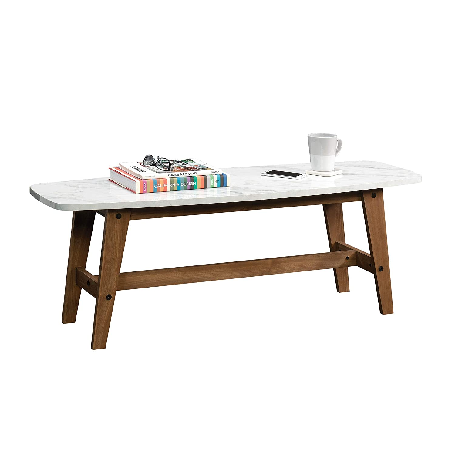 Amazoncom Sauder 414978 Harvey Park Cocktailcoffee Table L