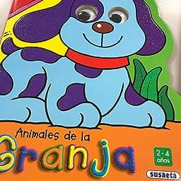ANIMALES EN LA GRANJA (LIBROS CON SONIDO): Amazon.es: BRIJBASI ART PRESS: Libros