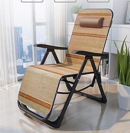 Mustbe Strong Silla Plegable de Gravedad Cero, reclinable ...
