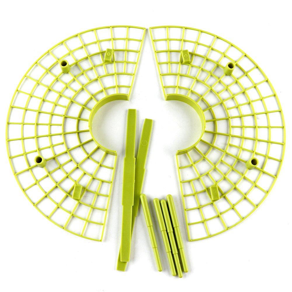 Soportes de fresa, soporte para plantas con 4 patas robustas para ...