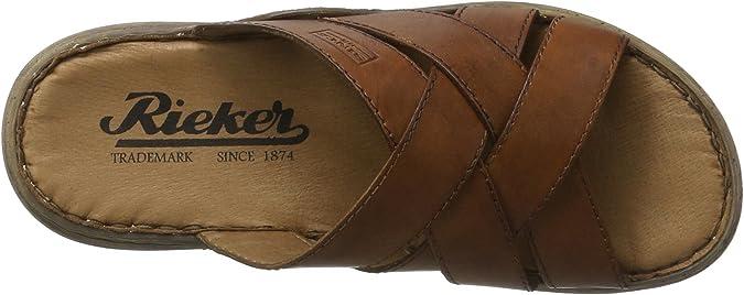 Rieker Herren 22098 Pantoletten: : Schuhe & Handtaschen egJxv