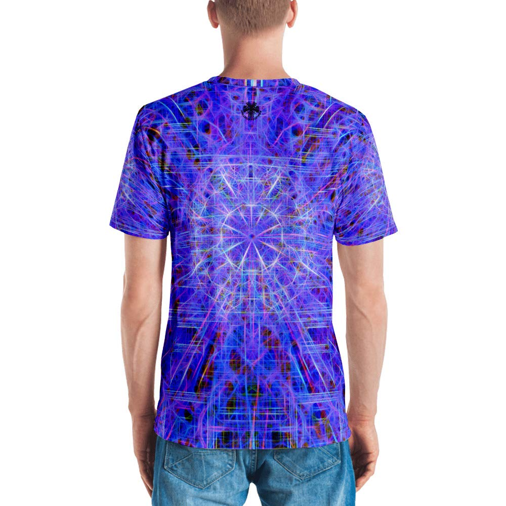 Spellbound Clothing Mens T-Shirt Full Print Premium Knit 100/% Polyester Jersey Antipathic Attrition