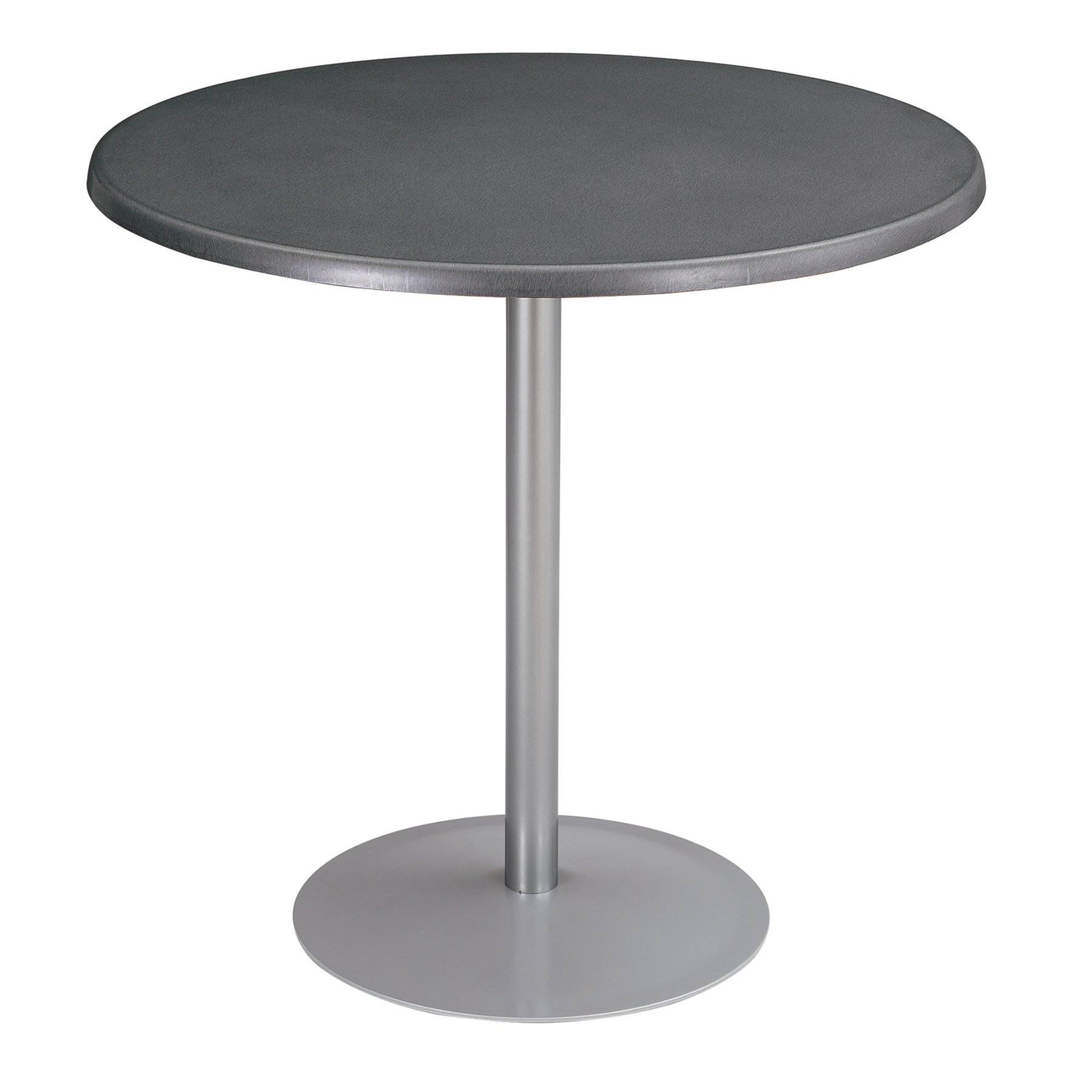 Safco Products 2492AC Entourage Table Top, 32'' Round (Base sold separately), Anthracite by Safco
