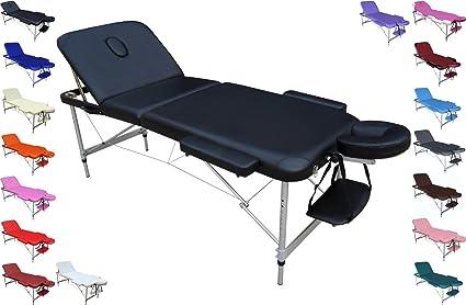 Lettino Per Massaggio Portatile In Alluminio.Polironeshop Europa Lettino Portatile In Alluminio Per Massaggi Estetica Tattoo