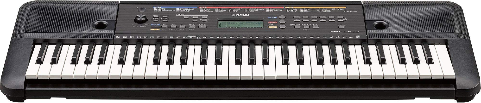 Yamaha PSR-E263 61-Key Portable Keyboard (Renewed) by Yamaha (Image #10)