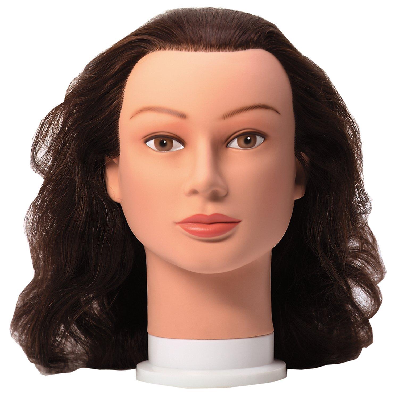 Amazon.com : Marianna Ms. Suzie-Kin Manikin Head : Beauty Tools And  Accessories : Beauty