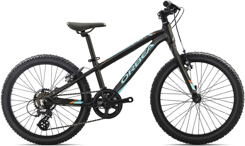 Orbea MX 20 Dirt - Bicicleta infantil, 24 pulgadas, color negro: Amazon.es: Deportes y aire libre