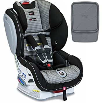 Britax Advocate ClickTight Convertible Car Seat Venti Vehicle Protector