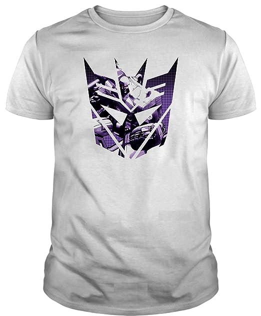 The Fan Tee Camiseta de Transformer Optimus Price Robot Hombre nOnG9U9XhM