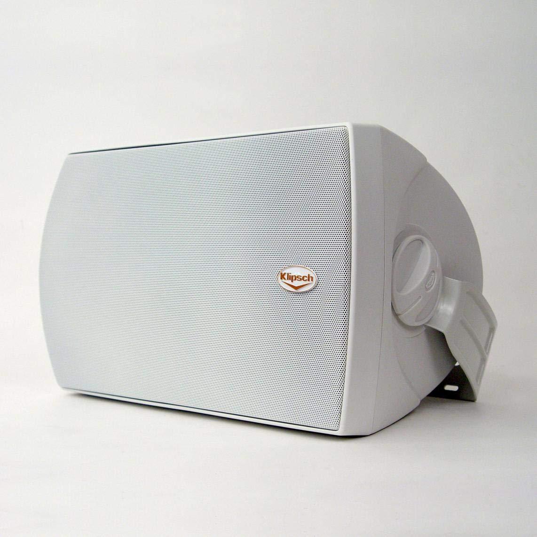 Klipsch AW-650 Indoor/Outdoor Speaker - White (Pair) by Klipsch